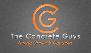 The Concrete Guys Professional Concrete Services